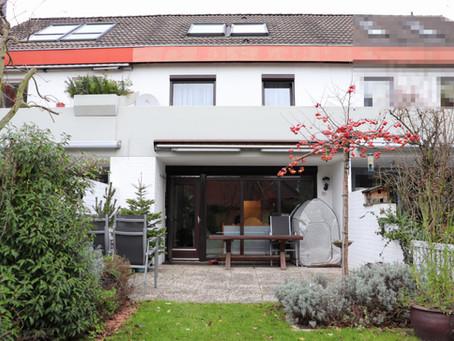 -VERKAUFT- RM-Architektenhaus inkl. Garage - Zentral A Lage