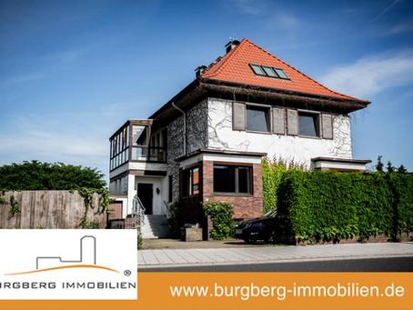+Reserviert+ Gehrden exklusiv – Repräsentative Stadtvilla