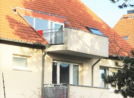 -VERKAUFT- Gehrden zentral-schöne, helle 2 Zimmer DG Eigentumswohnung mit großzügiger Dachterrasse
