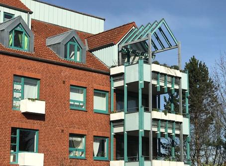 -VERKAUFT- Highlight Gehrden – helle, moderne ETW mit traumhafter Dachterrasse & Fernblick