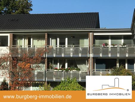 -VERKAUFT- Gehrden / sehr schicke Dachgeschosswohnung mit Ausblick zum Gehrdener Wald