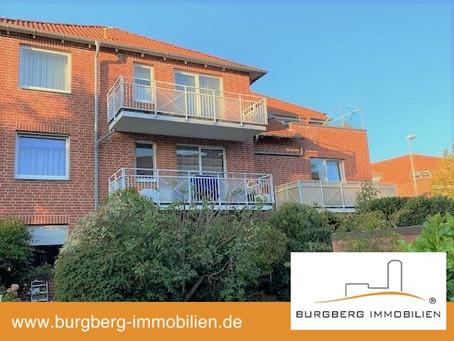 -VERKAUFT- Gehrden – Beethovenring / sehr schöne Etagenwohnung mit Garage
