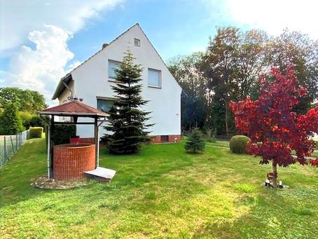 -VERKAUFT- Hemmingen/Devese – solides Haus auf großem Grundstück mit Weitsicht
