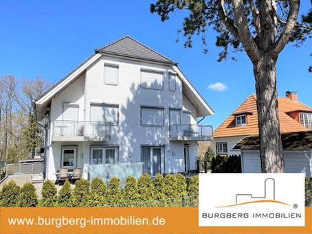 +Reserviert+ Scharbeutz A-Lage/moderne 3-Zimmer-ETW als Maisonette mit großer Dachterrasse