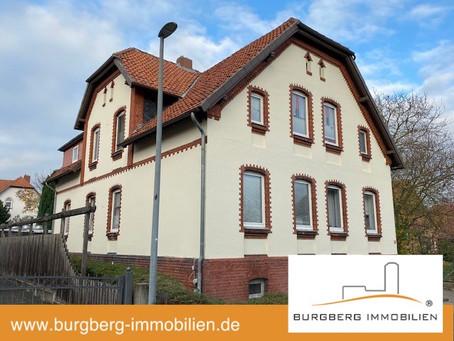 -VERKAUFT- Gehrden – zentral / Mehrfamilienhaus in Top-Lage mit großem Grundstück