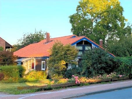 -VERKAUFT- Gehrden / individuelles Architektenhaus am Park