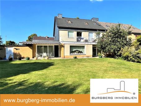 *NEU* Gehrden zentral / Architektenhaus als DHH in Top Lage