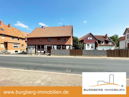 +Reserviert+ Alfeld / Brunkensen – großzügiges EFH plus Nebengebäude sucht die große Familie!