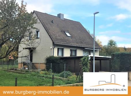 *NEU* Gehrden/Northen – schönes, massiv gebautes Einfamilienhaus sucht die junge Familie