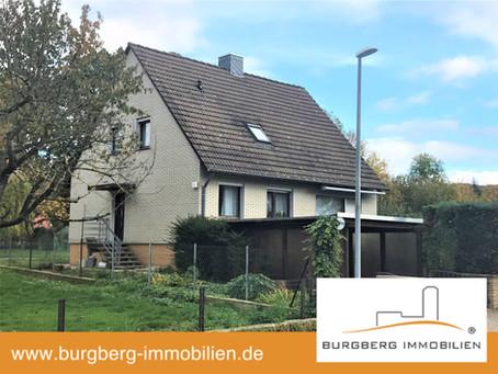 -VERKAUFT- Gehrden/Northen – schönes, massiv gebautes Einfamilienhaus sucht die junge Familie