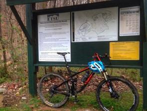 ETSU Trails