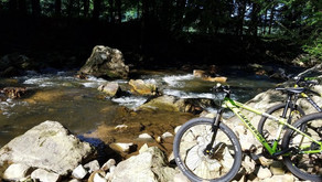 Plans for mountain biking, hiking trail expansion project at Hampton Watershed