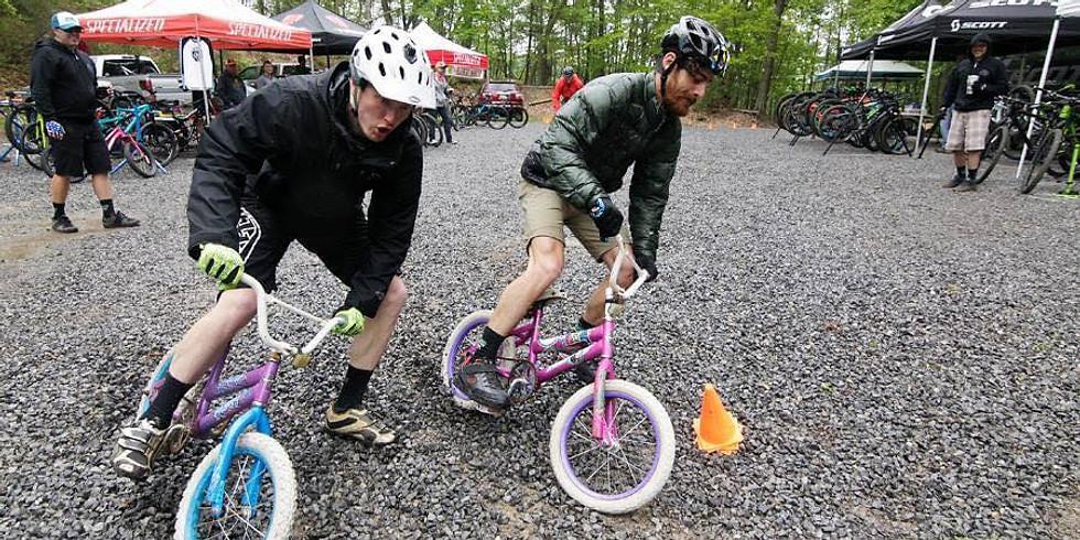 Bike at Bays