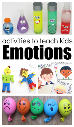 Activities About Emotions