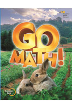 GoMath Kindergarten