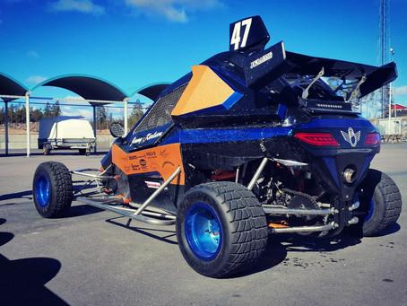 Shakedown på GTR Motorpark