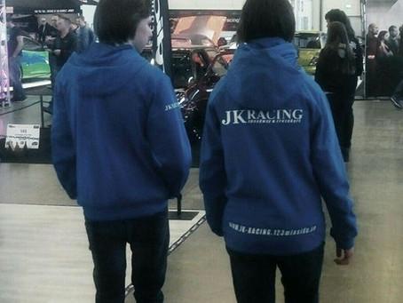 JK Racing på Elmia i påsk