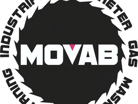 Nytt samarbete med MOVAB