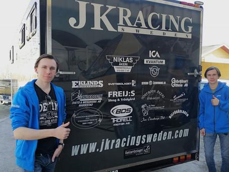 Träffa JK Racing på Karlsholme