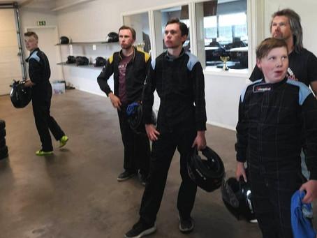 Gokart lek i Lidköping