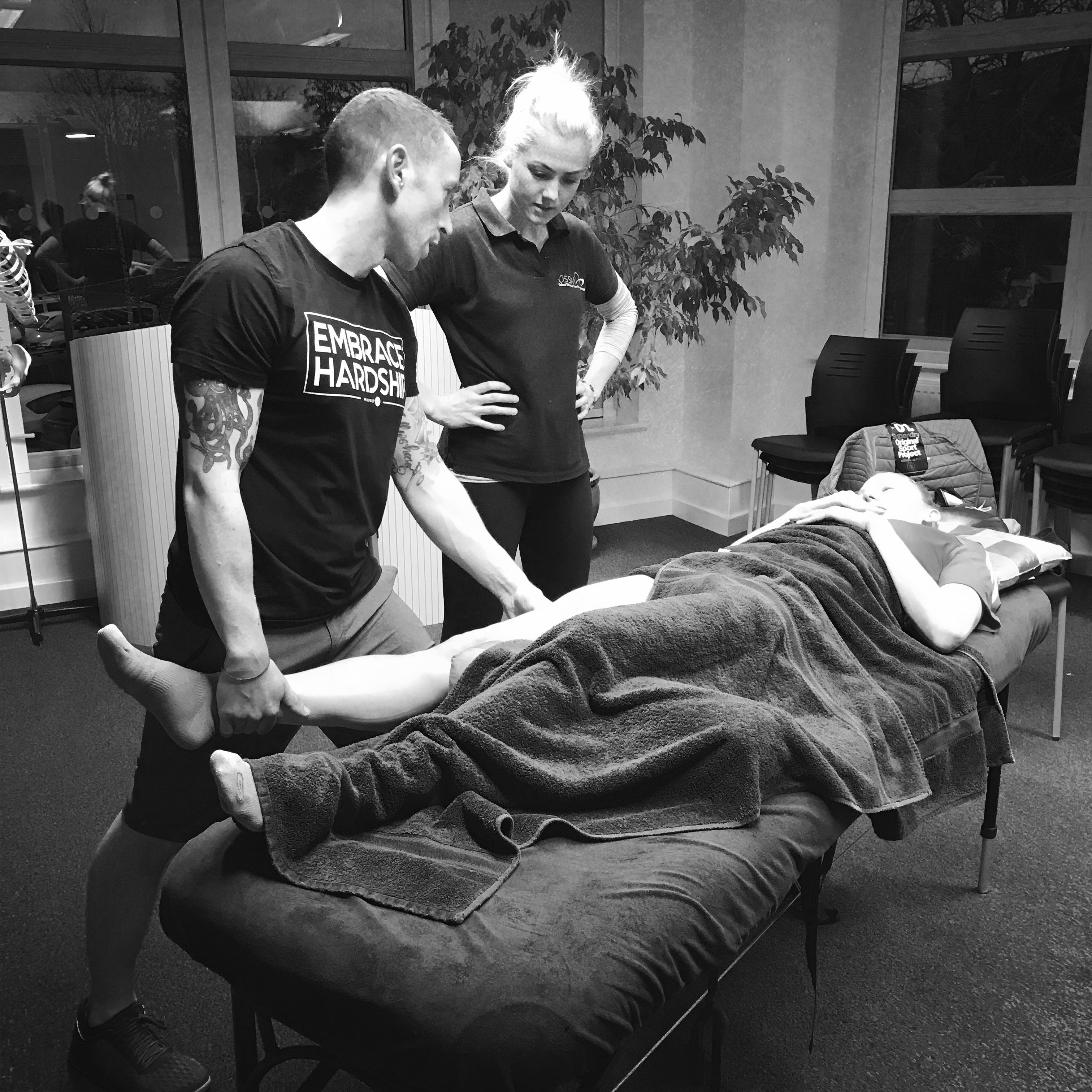 1 Hr - Soft Tissue Therapy