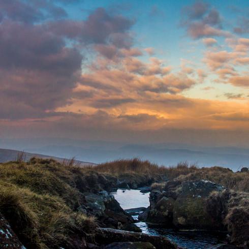 Dawn over Great Nodden