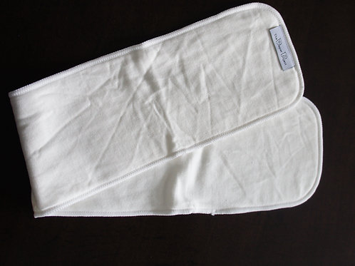 Bamboo Cotton Insert - Large