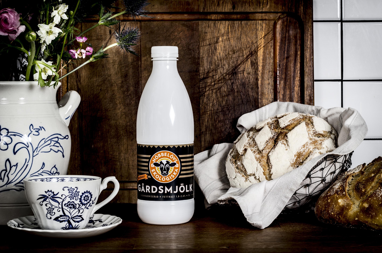 Nöbbelövs Ekologiska Mjölk