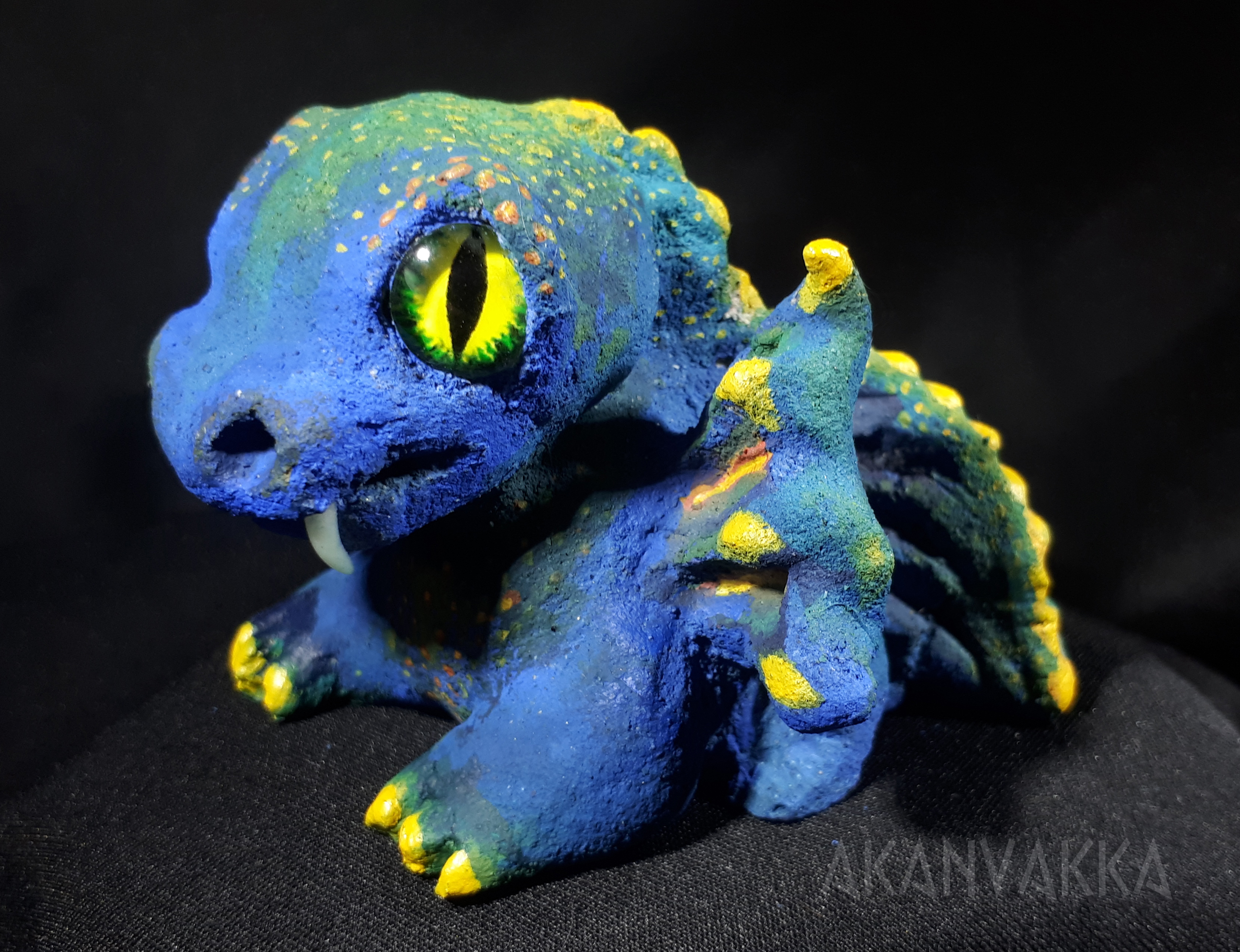 Lohikäärme munassa - Dragon in Egg