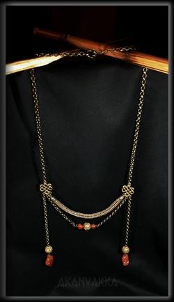 Mahtiemännän vasket - Necklace