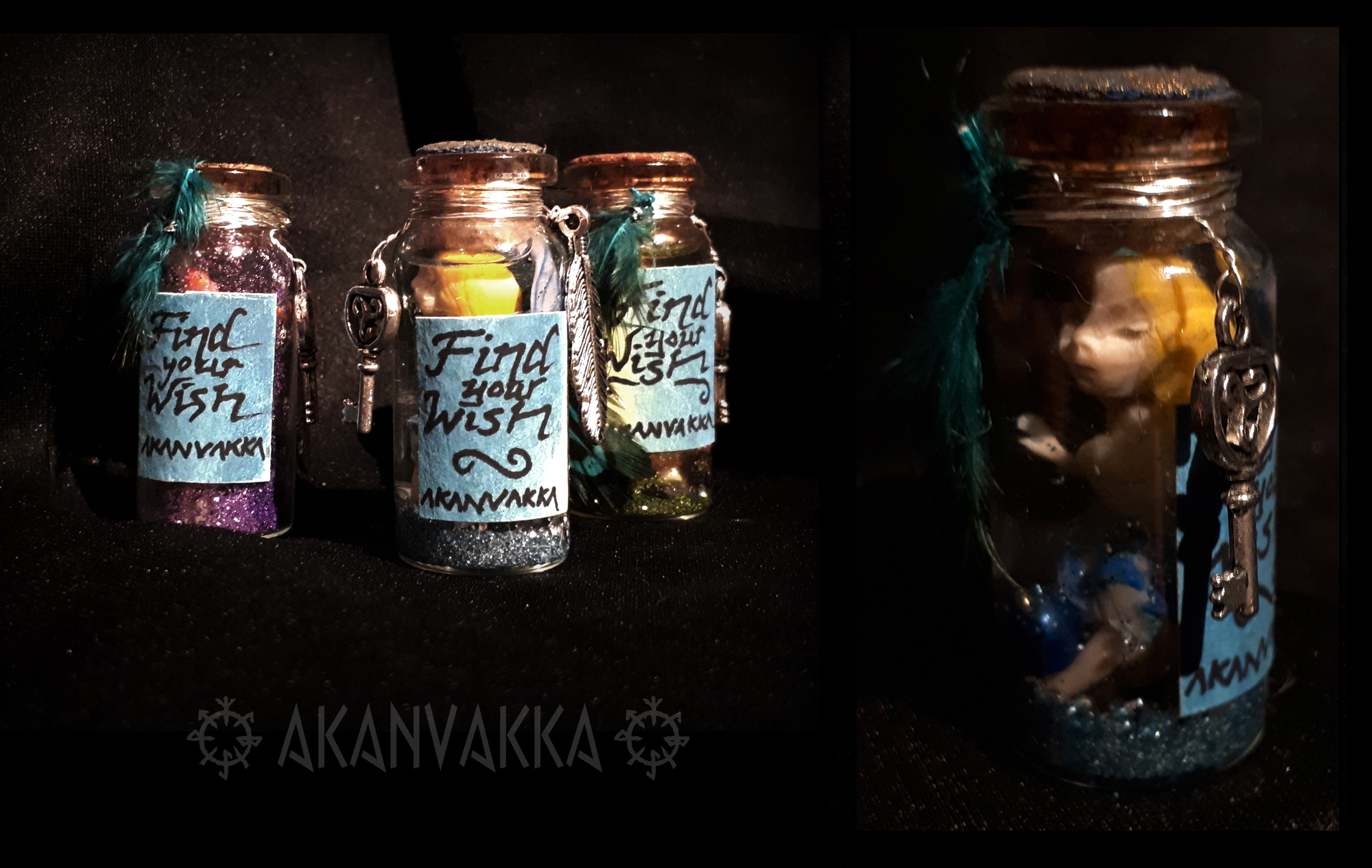 Bottled Fairies