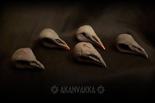 Kalmanlinnut - Birds of Tuonela