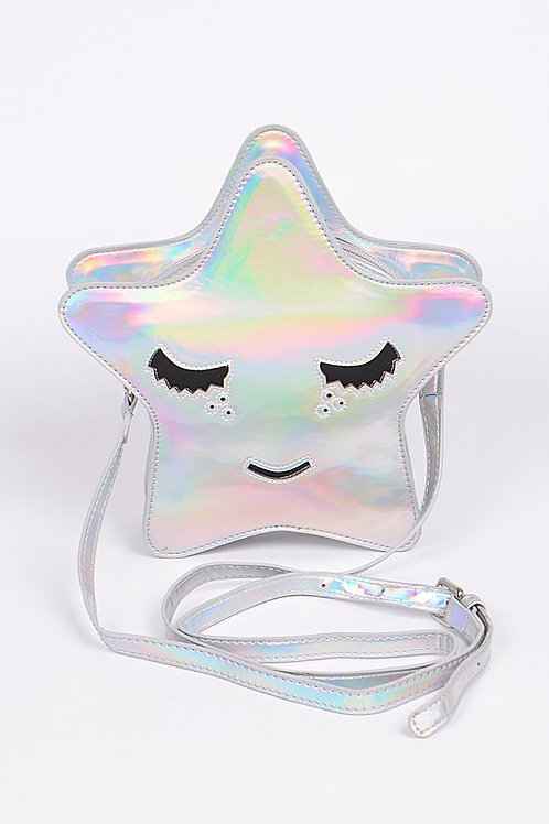 Wish Upon A Star Bag - Silver