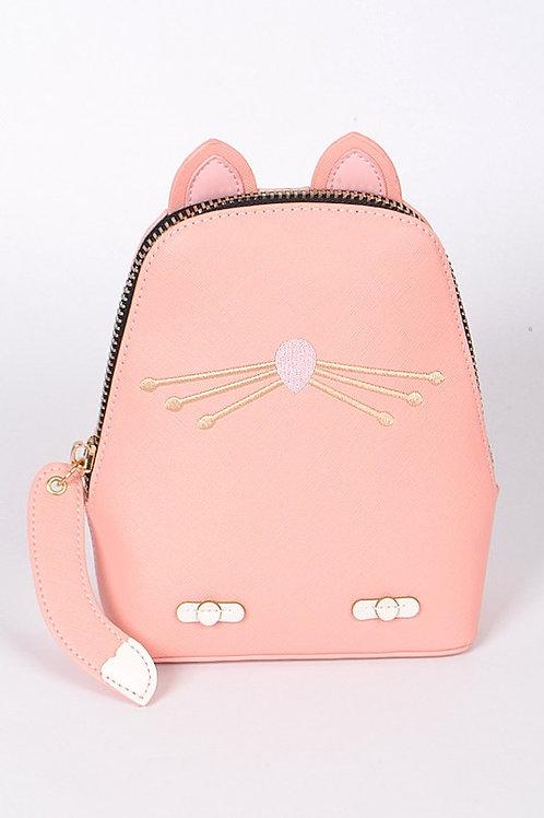 Kitty Clutch Bag