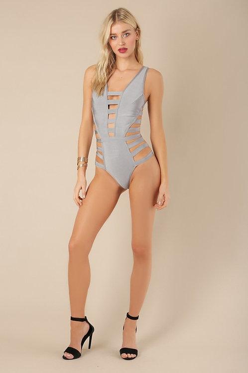 Cut Out Swimsuit/Bodysuit