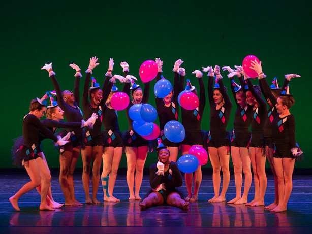 Pantomimes - Choreograhy by Sara Sanford