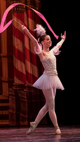 Mirlitons from The Nutcracker