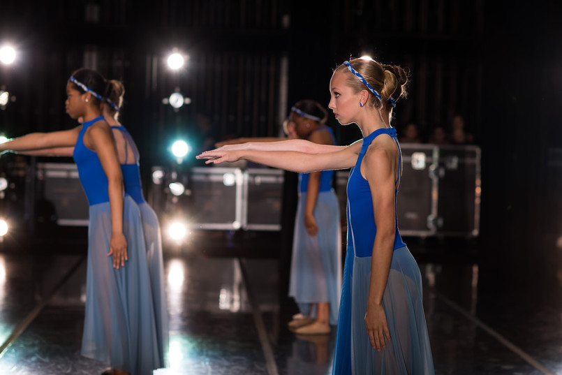 Divergent - Choreography by Abigail Perkinson