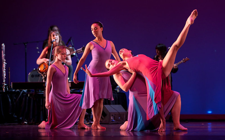 Dances of Faith - Choreography by Janie Alford