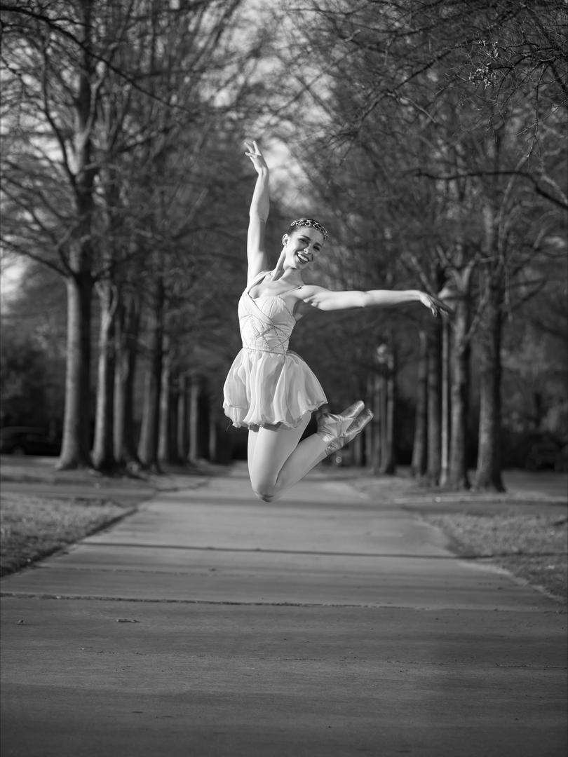 Ballet Black and White