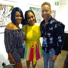 Neiko, Janisse and Erica Campbell
