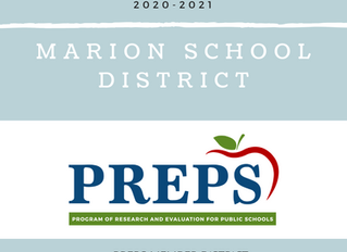 """""""M"""" is for MARVELOUS 20-21 PREPS Districts"""