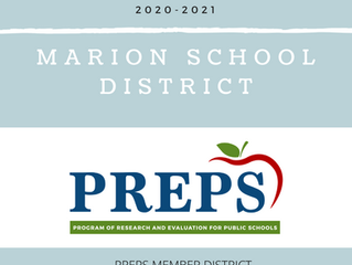 """M"" is for MARVELOUS 20-21 PREPS Districts"