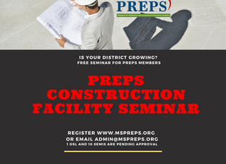 UPCOMING PREPS OPPORTUNITY