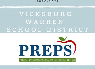 """V"" is for VALUABLE 20-21 PREPS District!"