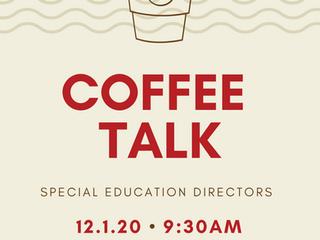 PREPS SPED DIRECTORS - 12/1/20 at 9:30 AM