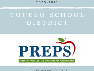 """T"" is for TERRIFIC 20-21 PREPS Districts!"