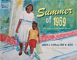 Juanita Gambrell Floyd - Co-Author of Summer of 1969 - Conference Highlight Breakout Tuesday - 2/26/