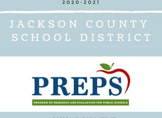 """""""J"""" is for JOYOUS 20-21 PREPS District"""