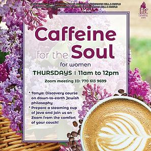 S Richmond Hill & Maple - Caffeine for t